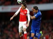 Bóng đá - Arsenal - Leicester City: Siêu kịch tính tới phút 90+7