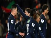 Bóng đá - PSG - Monaco: Chiến thắng 5 sao rực lửa