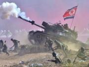 Trump nâng cảnh báo Triều Tiên, nguy cơ chiến tranh tăng