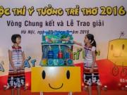 Khởi động Cuộc thi  Ý tưởng trẻ thơ  2017 năm thứ 10 trên toàn quốc