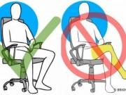 Sức khỏe đời sống - Mẹo chỉ cần ngồi không, dân công sở hết đau mỏi cổ, vai, gáy