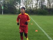 Bóng đá - SAO trẻ sút phạt tựa Beckham, U20 Việt Nam thắng lớn ở Đức
