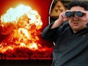 Triều Tiên dọa dùng  thanh gươm hạt nhân  chặn đứng Mỹ