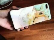 Thời trang Hi-tech - iPhone 7 Plus đột ngột bốc cháy trên giường ngủ