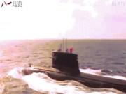 Thế giới - TQ lần đầu tiên tung video khoe tàu ngầm hạt nhân