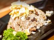 Ẩm thực - Chào ngày mới với cơm rang thịt lợn giòn tan, ngon tuyệt