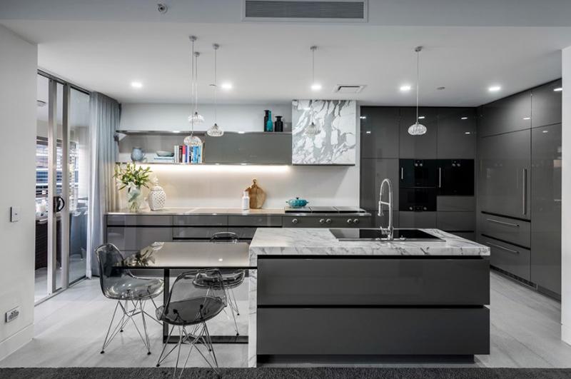 11 gợi ý thiết kế cho căn bếp hiện đại đẹp miễn chê - 1