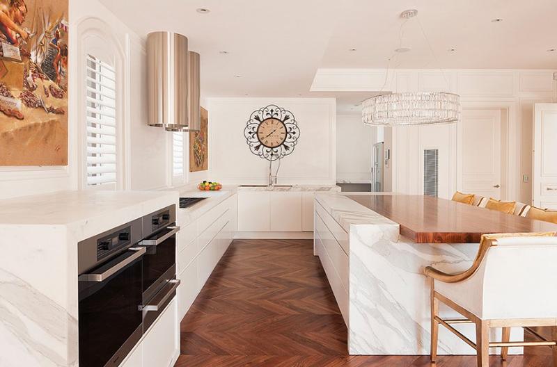 11 gợi ý thiết kế cho căn bếp hiện đại đẹp miễn chê - 2