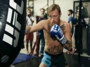 Gã điên  McGregor luyện boxing, học Lý Tiểu Long