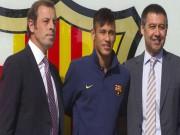 """Bóng đá - Real trả thù: Chủ tịch Barca sắp """"bóc lịch"""" vì Neymar"""