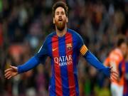 Messi:  Mãnh hổ  ở Liga, chấp cả Bale-Benzema-Ronaldo