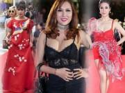 """Vợ Lý Hải, Phi Thanh Vân với style  """" dìm """"  dáng không thương tiếc"""