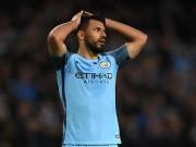 "Derby Manchester: Aguero đang thăng hoa hóa  "" chân gỗ """