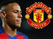 """Bóng đá - Neymar: Tài sản thâm hụt, dùng MU """"tống tiền"""" Barca"""