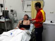 Bóng đá - Chấn thương hoành hành U20 Việt Nam