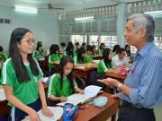 Chương trình mới: Mơ hồ vai trò người thầy