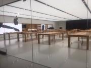 Apple Store tại Carlifornia liên tiếp bị trộm  viếng thăm