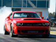 """Tư vấn - Dodge Challenger SRT Demon: """"Quỷ dữ"""" 840 mã lực"""