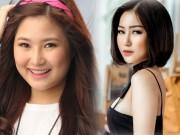Khó nhận ra dung nhan loạt mỹ nữ Việt này sau nổi tiếng!