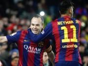 Bóng đá - Tin HOT bóng đá tối 28/4: Barca vui buồn lẫn lộn derby Catalunya