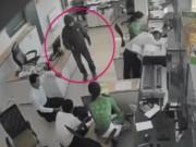 Nóng trong ngày: Công an nhận diện kẻ dùng súng cướp ngân hàng ở Trà Vinh