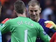 Bóng đá - Chuyển nhượng MU: Mourinho nhắm Joe Hart thay De Gea
