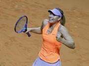"Thể thao - Sharapova không cần ""đi cửa hậu"" dự Roland Garros, Wimbledon"