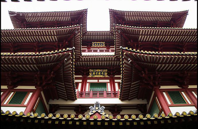 Choáng ngợp ngôi chùa 75 triệu USD lộng lẫy giữa quốc đảo Singapore-4