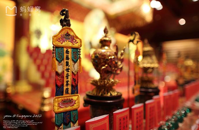 Choáng ngợp ngôi chùa 75 triệu USD lộng lẫy giữa quốc đảo Singapore-13