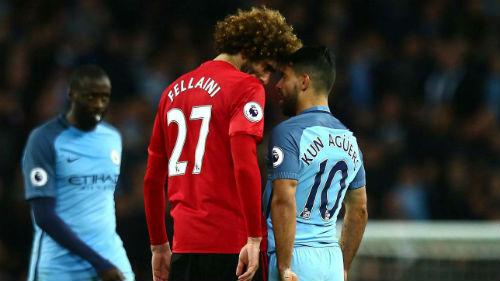 """Mourinho phục kích Man City, biến Aguero thành """"kẻ phản bội thế kỷ"""""""