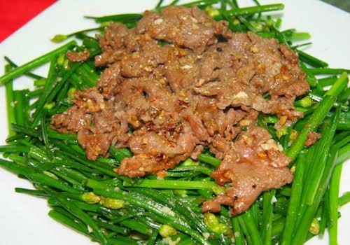 Những thực phẩm cấm kỵ ăn chung với thịt bò - 4