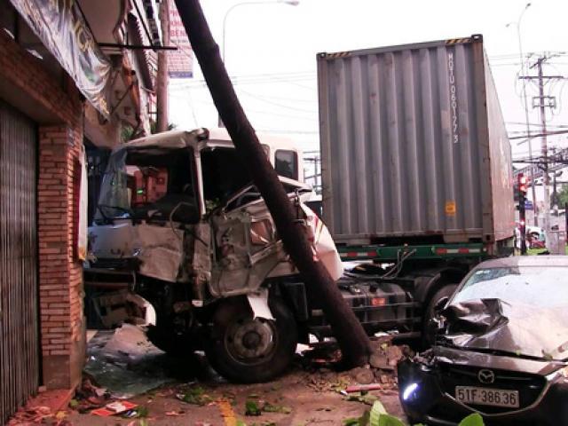 Lái xe Camry tông chết 3 học sinh ở Bắc Ninh khai gì? - 2