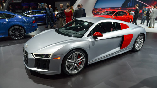 Audi R8 xuất hiện bản siêu cấp giá 4,4 tỷ đồng