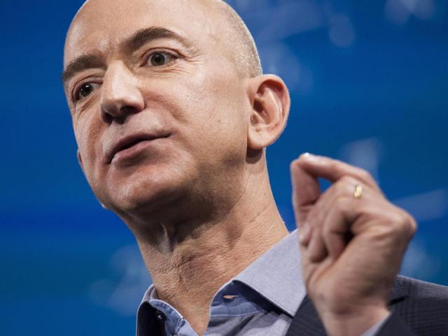 Jeff Bezos sắp vượt Bill Gates để trở thành tỷ phú giàu nhất TG?