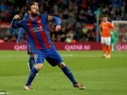 Bóng đá - Bàn thắng đẹp vòng 34 La Liga: Messi bứt tốc chóng mặt