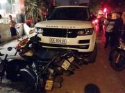 Tin tức trong ngày - Liều lĩnh cướp xe tiền tỉ rồi gây tai nạn liên hoàn trên phố Hà Nội