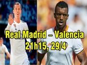 """Real Madrid - Valencia: Diệt  """" Bầy Dơi """" , phả hơi Barca"""