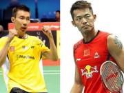 """Thể thao - Cầu lông: Lee Chong Wei lại """"ôm hận ngàn thu"""" Lin Dan"""