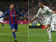 Hậu Messi-Ronaldo: Neymar làm số 1, Barca-Real hết thống trị