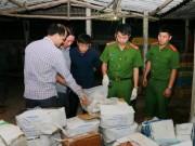 Hà Tĩnh: Liên ngành phát hiện 45kg thực phẩm hết hạn, CSMT phát hiện hơn 2 tấn