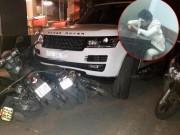 Tin tức trong ngày - Kẻ trộm xe Range Rover tự nhận là người trong showbiz Việt
