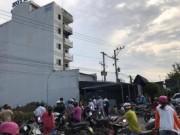 Tin tức trong ngày - 13 người nhập viện trong vụ cháy khách sạn ở Bình Thuận