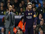 Bóng đá - Barca sai lầm: Chưa gia hạn Messi, Man City trải thảm đỏ