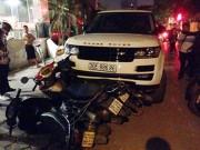 Nóng trong ngày:  Người của showbiz  trộm xế hộp, ủi một loạt xe máy