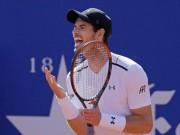 Thể thao - Murray - Thiem: Rơi không thấy đáy (Bán kết Barcelona Open)