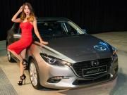 Mazda3 GVC 2017 có giá 580 triệu đồng