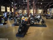 """Thế giới xe - Ngắm dàn """"xế độ"""" đặc biệt tại Handbuilt Motorcycle Show 2017"""