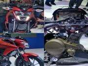Thế giới xe - Chi tiết 2017 Yamaha V-Ixion R giá trên 44 triệu đồng