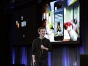 Ông trùm Facebook tiên đoán về thời kỳ  hậu smartphone