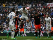 Bóng đá - Real Madrid - Valencia: Siêu phẩm cứu tội đồ